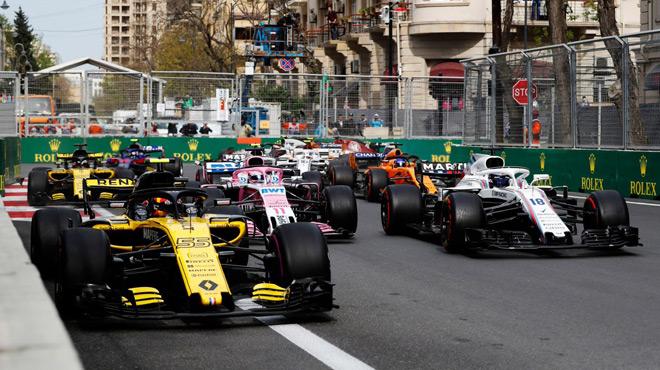 Un Grand Prix prolongé jusqu'en 2023
