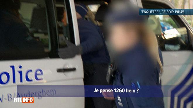 Ivre au volant, il est contrôlé par la police en rentrant du boulot: