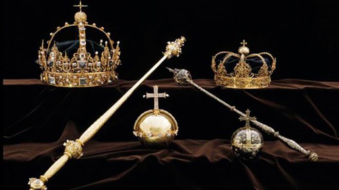 Suède: la police pense avoir retrouvé des bijoux ROYAUX volés