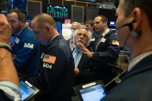 Wall Street termine en hausse avant un discours de Trump
