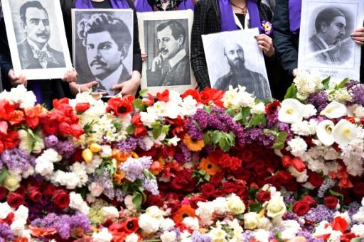 Génocide arménien: Macron va faire du 24 avril la journée nationale de commémoration