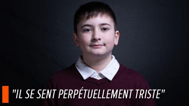Joshua Trump, 11 ans, harcelé à cause de son patronyme: