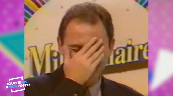 Le top 10 des images cultes des années 90: une candidate ivre dans le Millionnaire, l'énorme gifle de Patrice Laffont, Maïté qui assomme un poisson…