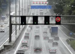 Les embouteillages ont diminué sur les autoroutes flamandes en 2018