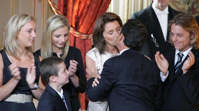 Le soir où Cécilia a repoussé Nicolas Sarkozy devant Roselyne Bachelot: