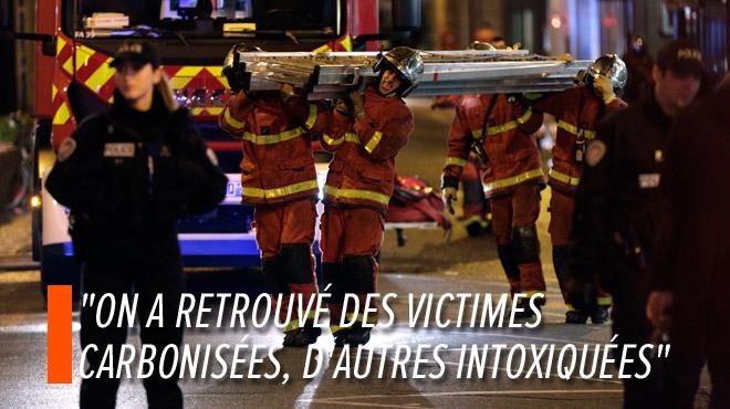 Incendie meurtrier à Paris: on en sait plus sur le profil de la suspecte, internée pendant 5 ans en psychiatrique