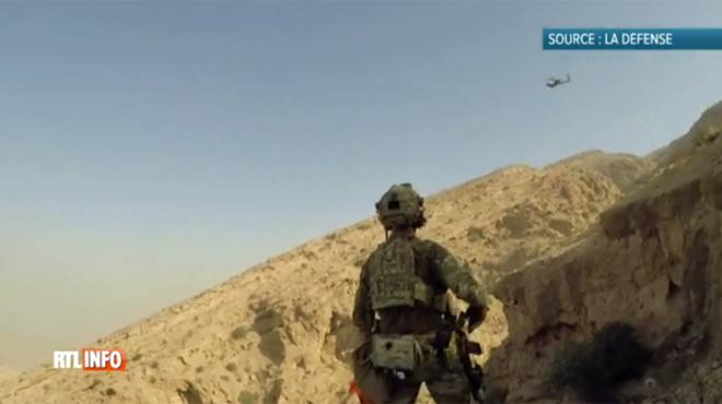 L'armée belge a été déployée durant 4 ans en Irak: voici ce qu'elle a accompli