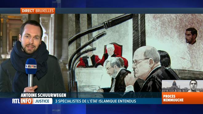 Procès de Mehdi Nemmouche: