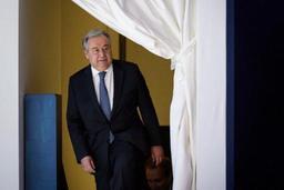 RDC: Guterres estime qu'un départ rapide de la mission de l'ONU est une