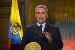 Trump recevra le président colombien le 13 février à Washington