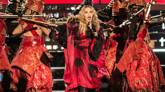 Madonna demande une somme FARAMINEUSE pour participer à l'Eurovision: après un refus, le concours trouve une solution pour se payer la star