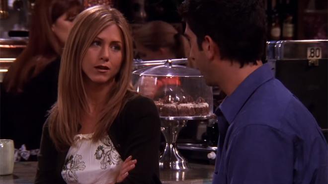 Le rôle de Ross dans Friends était initialement réservé à un AUTRE acteur de la série: il n'est apparu que dans 6 épisodes