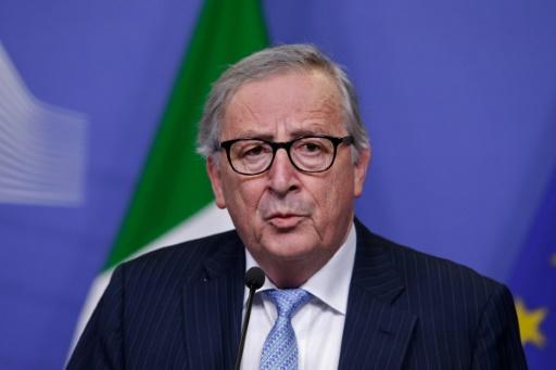 Zone euro: Bruxelles prévoit un coup de frein de la croissance en 2019