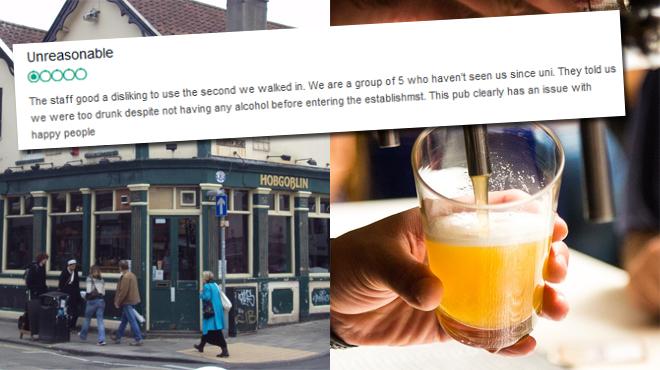 Après une soirée bien arrosée dans un bar, elle le critique sur TripAdvisor: la réponse du gérant est géniale