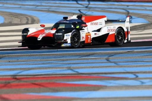 Toyota prolonge d'une saison en Championnat du monde d'endurance