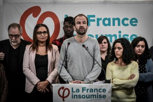 Le n°2 de la liste LFI aux européennes, Manuel Bompard, perquisitionné