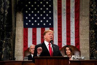 Trump revient à la charge sur l'avortement, en avant-goût de 2020