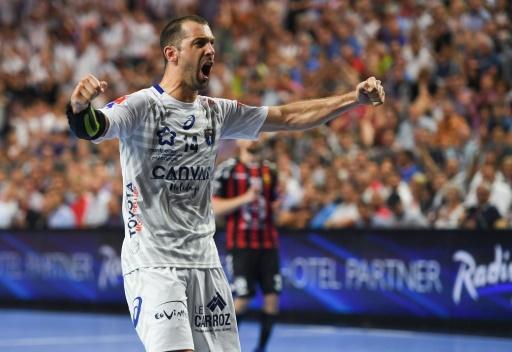 Hand: Michaël Guigou en colère contre Montpellier et Patrice Canayer