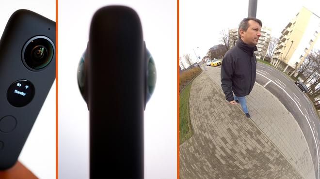 Test: la caméra à 360° arrive à maturité, voici ce qui peut être fait avec ce modèle