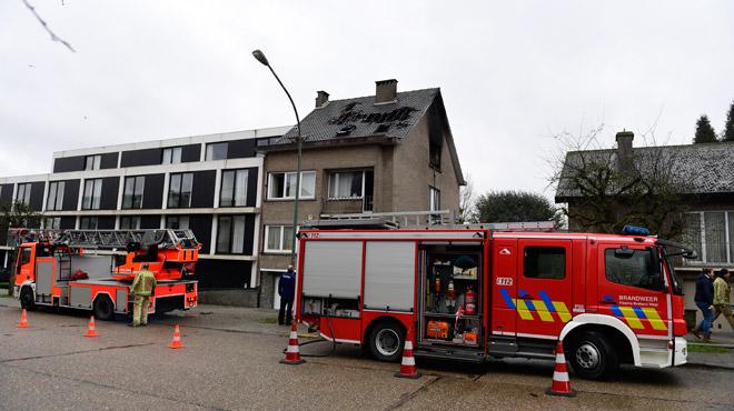Dilbeek: deux personnes décèdent dans un incendie