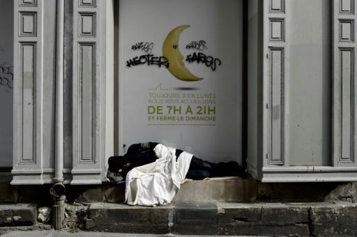 Paris recense ses sans-abri: