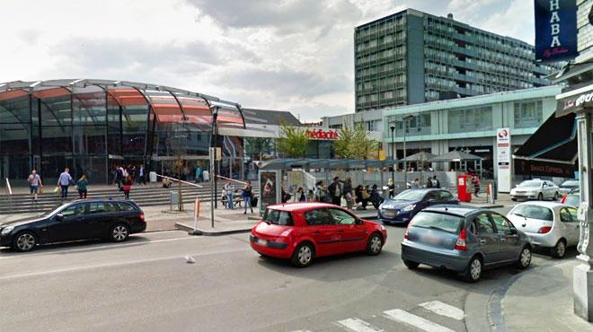 Un individu se fait percuter par une voiture après une altercation à Liège: un homme interpellé, un autre dans le coma