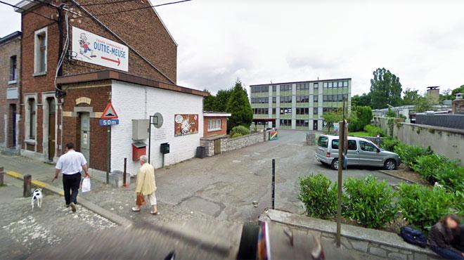 Huy: un faux-plafond s'effondre dans l'école communale d'Outre-Meuse