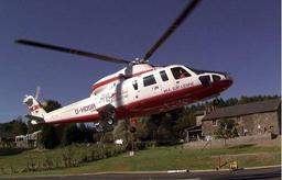 Moins d'hôpitaux aux normes pour accueillir un patient héliporté