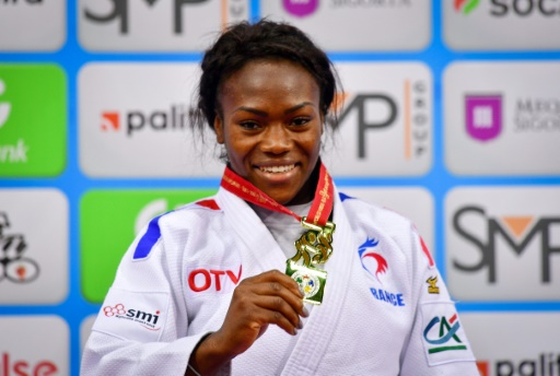 Grand Slam de Paris: sans Riner mais avec Agbegnenou, le judo français fait sa rentrée