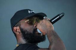 Victoires de la Musique - Le rappeur belge Damso remporte la Victoire du meilleur album rap