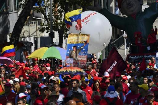 PDVSA, le pilier pétrolier de l'économie vénézuélienne en pleine débâcle
