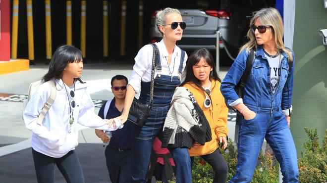 Laeticia Hallyday isolée avec ses filles aux Etats-Unis: la nounou de Jade et Joy a reçu l'ordre de quitter le pays
