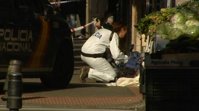 Un bébé retrouvé dans une poubelle à Madrid