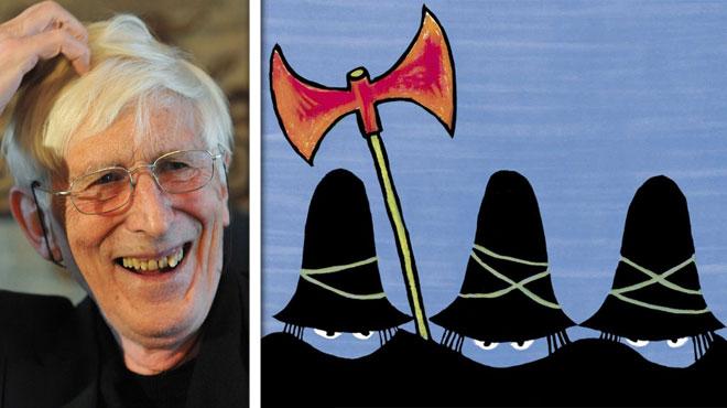 Vous avez peut-être grandi avec ses dessins: l'auteur français Tomi Ungerer est décédé