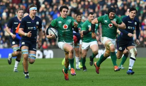 Six nations: les Gallois petit bras, l'Irlande se relance