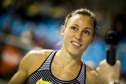 Meeting IFAM - Eline Berings a réussi le minimum européen en salle sur 60 mètres haies