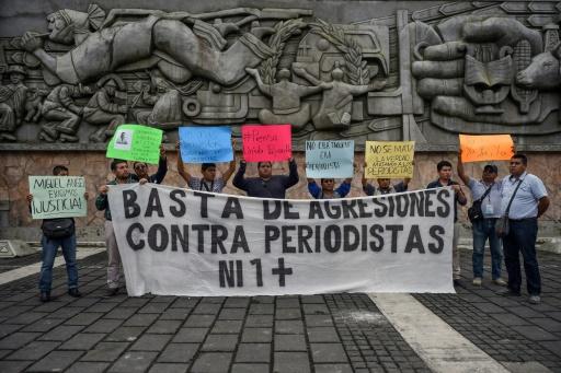 Mexique: un journaliste radio assassiné, le deuxième en 2019
