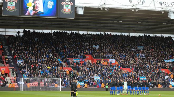 Emiliano Sala: des supporters anglais expulsés du stade pour s'être moqués du décès de l'Argentin