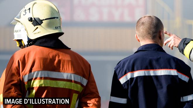 Flandre: une femme se blesse grièvement après avoir sauté de son appartement en feu