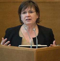 Allocations familiales: la ministre Greoli pointe une erreur d'interprétation de Belfius