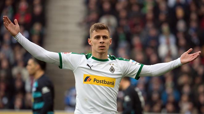 Thorgan Hazard et Mönchengladbach COULENT au Herta Berlin (vidéo)