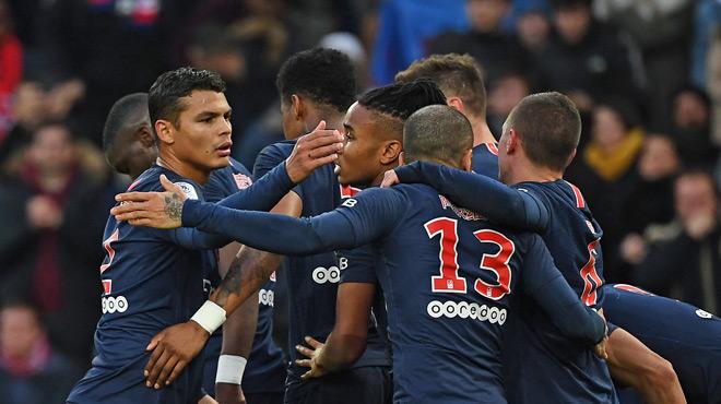 Le PSG s'impose à Bordeaux grâce à Thomas Meunier (vidéo)