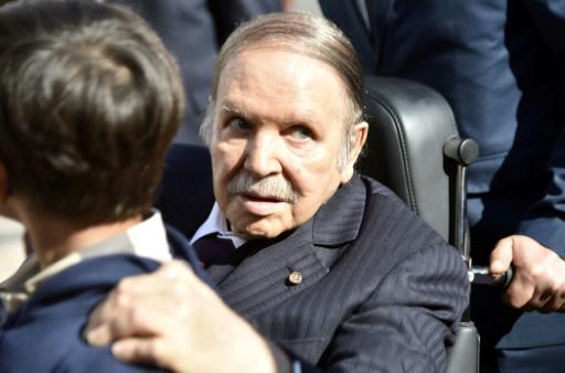 Bouteflika, l'homme de paix accusé de s'accrocher au pouvoir
