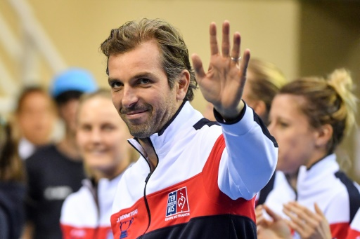 Fed Cup: Julien Benneteau, capitaine parfait