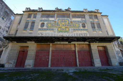 Le Maroc veut restaurer le théâtre Cervantès de Tanger, cédé par l'Espagne