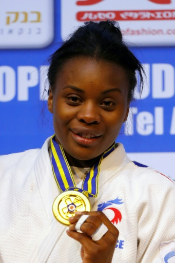 Paris Grand Slam: Malonga signe la deuxième victoire française, zéro pointé chez les messieurs
