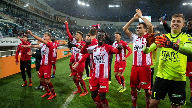 Mouscron enchaîne contre La Gantoise et fait un cadeau à Anderlecht