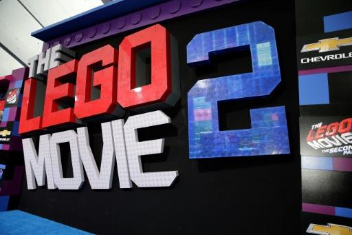 Le deuxième film Lego casse des briques au box-office nord-américain