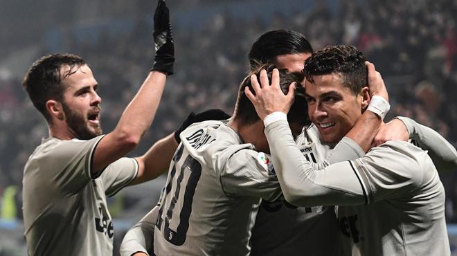 La Juventus creuse un écart monstrueux en Serie A