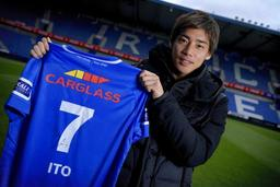 Jupiler Pro League - Le Racing Genk attend beaucoup de l'ailier japonais Junya Ito